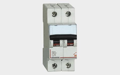 New Btdin-RS modular circuit breakers