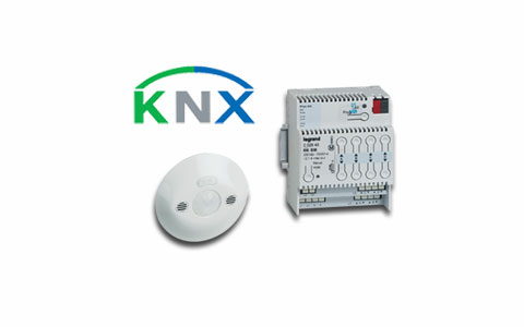 Konnex automation system