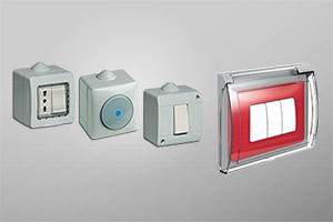 Idrobox: IP40 and IP55 wall and flush mounted containers