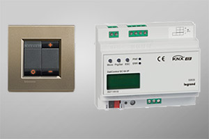 KNX building automation system