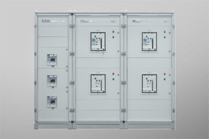 MAS 4000: power center electric cabinets