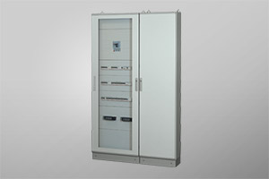 MAS 800: electric distribution boards and cabinets