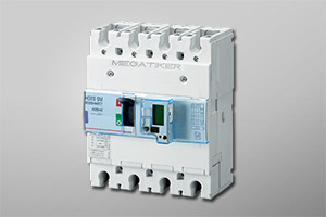 Megatiker: moulded-case circuit breakers up to 1600A