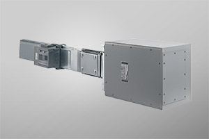 MR: medium power busbars