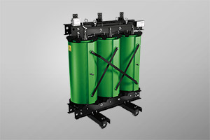 High voltage resin transformers