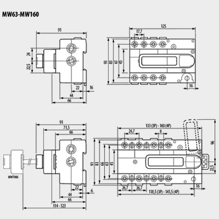 MW63-MW160