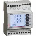 Multifunction metering contro unit