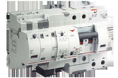 Modular equipments for DIN35 rail