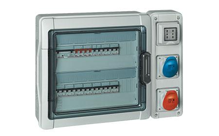 IDROBOARD switchboards