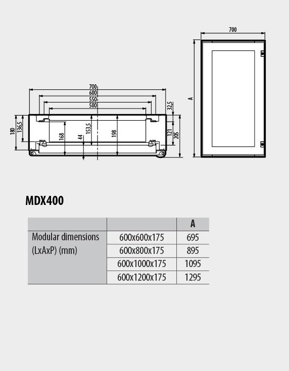 MDX400