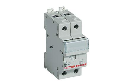 BTDIN modular fuse carrier