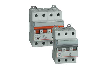 BTDIN modular disconnectors