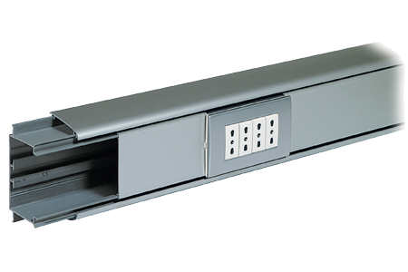INTERLINK-Wall mounted trunking