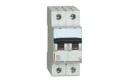 BTDIN modular thermal magnetic circuit breaker