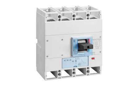 MEGATIKER electronic moulded-case circuit breaker