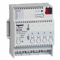 DIN KNX controller with 4 independent channels – 002661