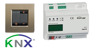 Solutions for the control, management and supervision of the whole building.