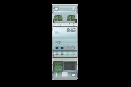 F430V10 Actuator with 2 output 0-10V