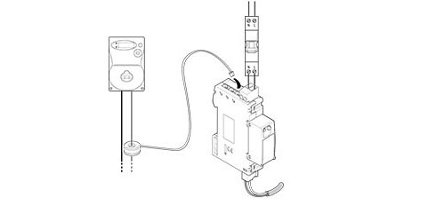 The Temperature regulation system devices instal
