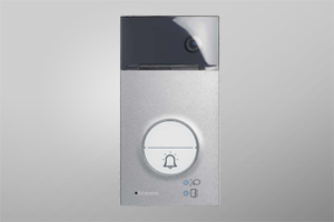 Linea 3000: 2 wires video entrance panels