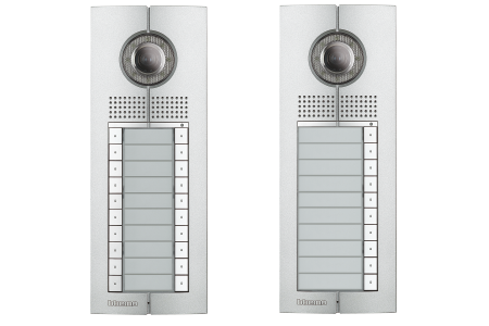 Push-button-panel