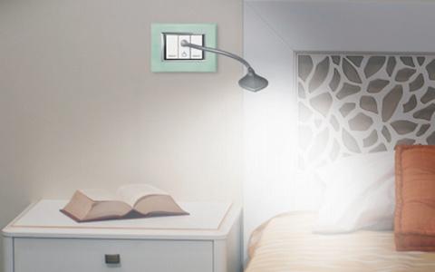 Dimmer reading lamp