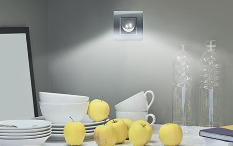 Swivel 360° lamp