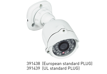 Expand your kit with an additional entrance panel or CCTV camera