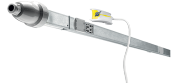 25, 40 and 63 A Zucchini busbars  for LIGHTING MANAGEMENT