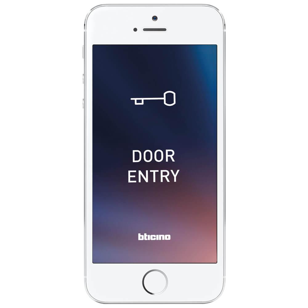 Door Entry App