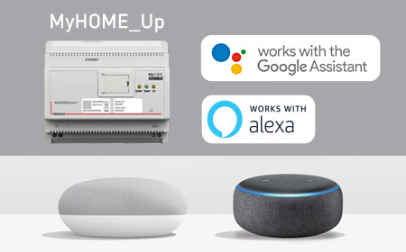 Home automation that speaks