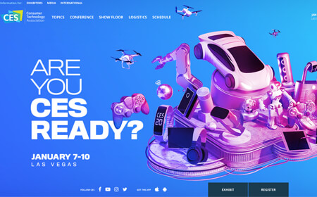 notizia-CES Las Vegas 2020