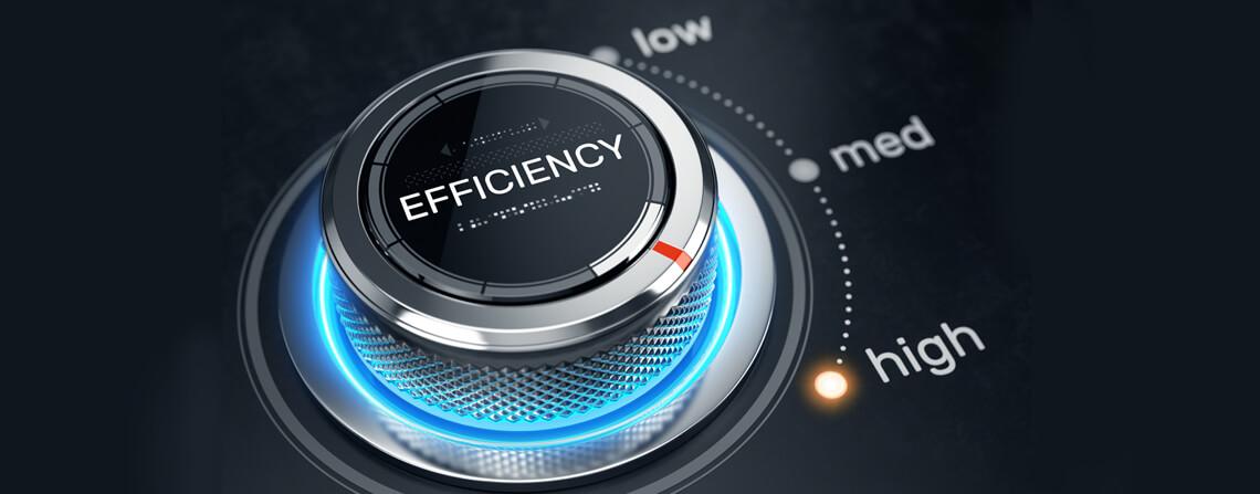 Energy efficiency: a key asset for saving