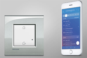 Livinglight with Netatmo