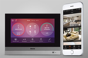 Hometouch: Connected 7″ touch screen for home automation
