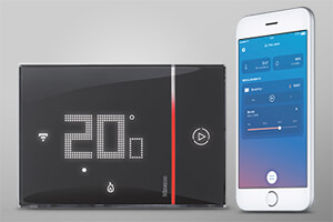 Smarther: the connected thermostat