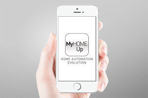 MyHOME_Up: Integrated home automation system